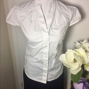 Banana Republic Short sleeve button shirt